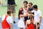 Novak Djokovic i Carly Rae Jepsen