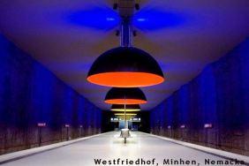 Metro stanica Westfriedhof