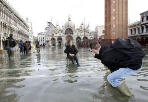 Venecija i poplave
