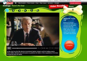 Engleski u filmovima, Arbitrage