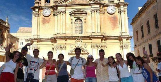 Kursevi engleskog u koledzu GV na Malti
