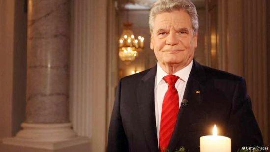 predsednik Joachim Gauck