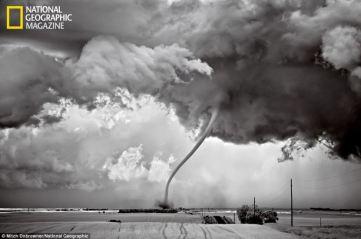 Tornado u Severnoj Dakoti