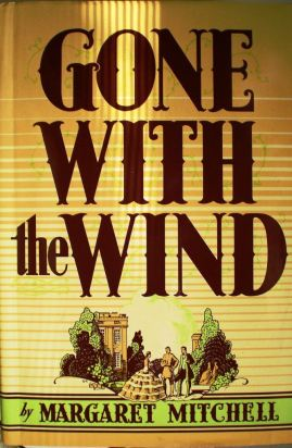 Knjiga Prohujalo s vihorom, Margaret Mičel, 33 miliona prodatih primeraka