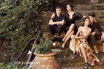Monika Beluci i porodicni motivi kampanje