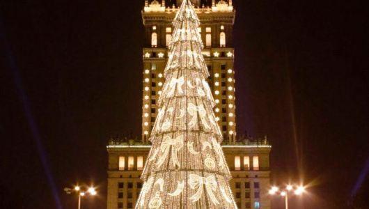 Varsava, Poljska, novogodisnji trenutci