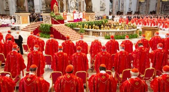 Izbor novog Pape, Verbalisti
