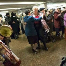 Penzioneri u Ukrajini
