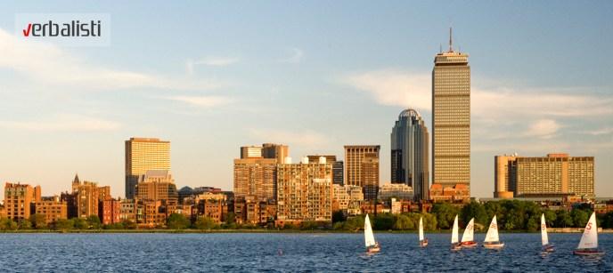 Jezicko putovanje u Boston, Verbalisti