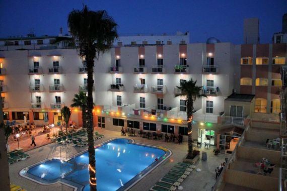 San Pawl hotel, 5