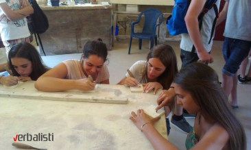 Limestone Heritage - Carving workshop