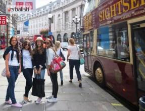 London 2013, Verbalisti