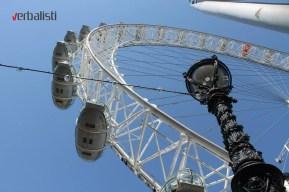 London Eye kako ga je Mina videla