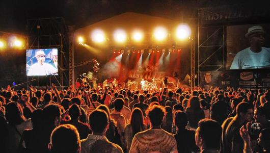 Nisville festival i Verbalisti