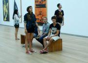 ...u poseti galeriji, Berlin 2013, Verbalisti