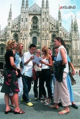 Vannastavne aktivnosti i obilasci Milana
