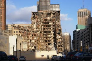 Lafayette zgrada u Detroitu