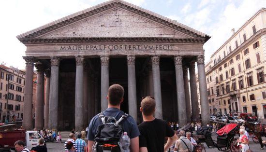 Hram Panteon u Rimu