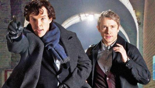 Sherlock Holms is back