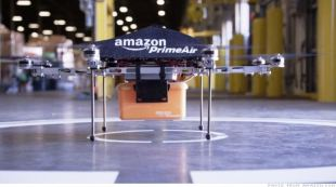 Amazonova bespilotna letelica za dostavu pošiljki