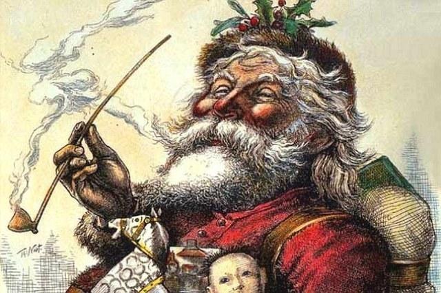 Prvi pravi Deda Mraz