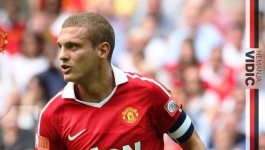 Fudbalski kamp Manchester Uniteda, Nemanja Vidic