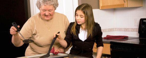 Iznajmljivanje bakica