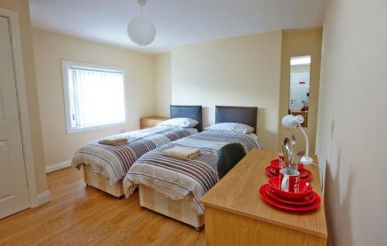 Double room, Premium shared accommodation