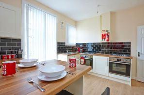 Premium shared accommodation, kitchen