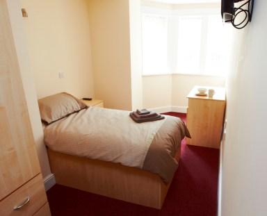 Premium Shared standard bedroom??