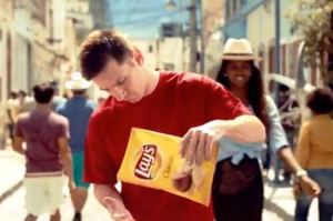Lays Commercial Featuring Leo Messi