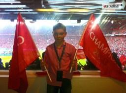 Manchester United training camp, Bradfield, spring 2014 camp