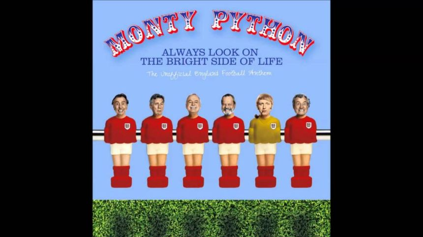 The Unofficial England Football Anthem - Monty Python