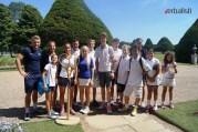 Tennis camp Nike, Hampton Court
