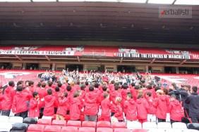Fudbalski kamp Mancester junajted, roditelji i polaznici