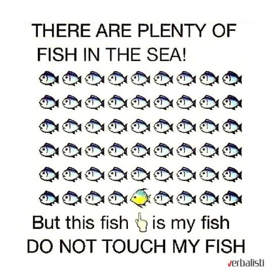 Engleske fraze i idiomi, There are plenty of fish in the sea
