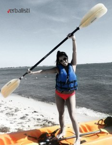 Kayaking in Miami, Verbalisti