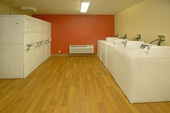 The residence offers on site laundry facilities