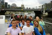 Letnja skola nemackog, Berlin Water Sports, Verbalisti 15