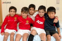 Skola fudbala, najmladji polaznici fudbalskog kampa Mancester junajted, Verbalisti
