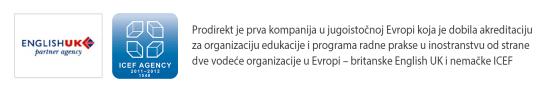 Akreditacije škola za jezicku edukaciju, Prodirekt i Verbalisti