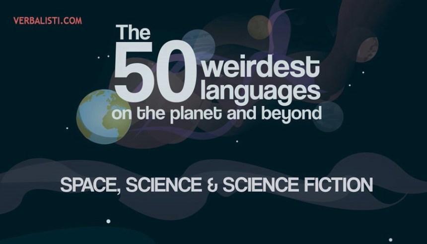 Najneobicniji jezici sveta