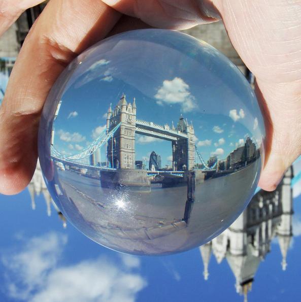 Tower Bridge, znamenitosti Londona