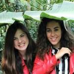 Nadina i Hana, skola engleskog jezika i jezicko putovanje u Oxford, Verbalisti