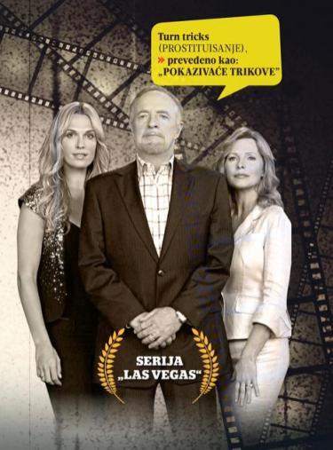 Primeri losih prevoda, serija Las Vegas, Verbalisti