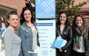 Polaznici jezičke mreže smešteni su na kampusu prestižnog univerziteta Francisco de Vitoria