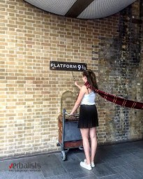 Anja Jevtovic Harry Potter