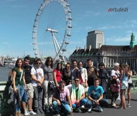 Verbalisti u Londonu, Westminster Bridge