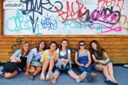Beč, active VIENNA-Holiday Course, Verbalisti