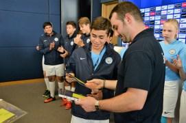 Skola fudbala Manchester City, Seniori 4